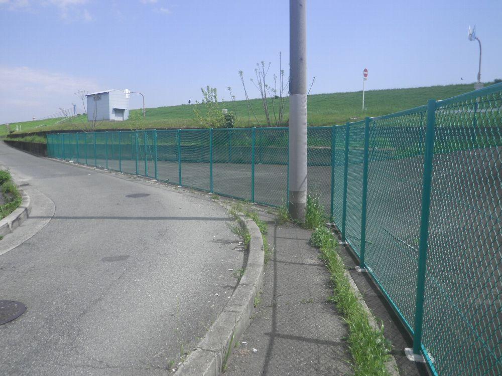 フェンス施工例