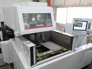 高品質な製品をスピーディーにそして確実に「カタチ」にするための製造部門の設備のご紹介です。